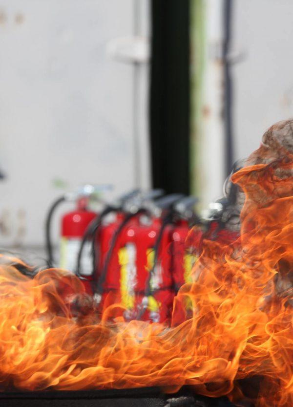 Protección para Fuego